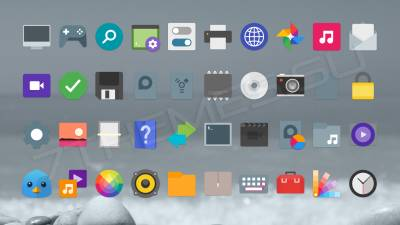 Those iCONS - iPack пакет иконок