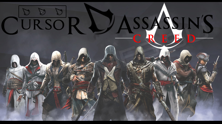 Assassin's creed-black