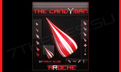 The candyman red