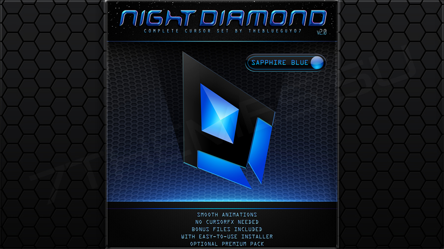Night Diamond v.2