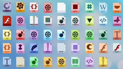 Mnemo Filetype Icons