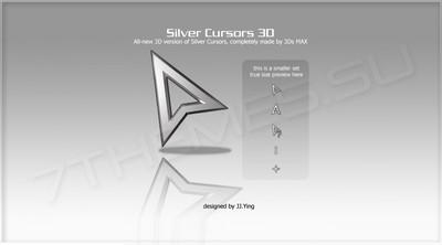 Silver Cursors 0D